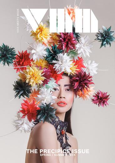 VMM Cover story UK by Anna Breda