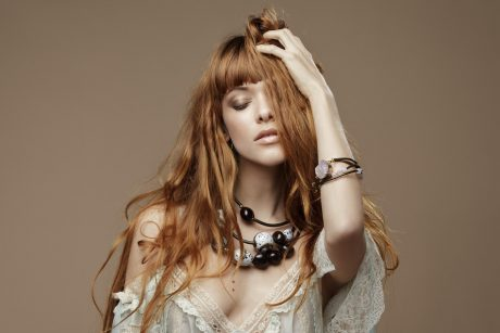 anna breda fashion and beauty photography For miama bijoux
