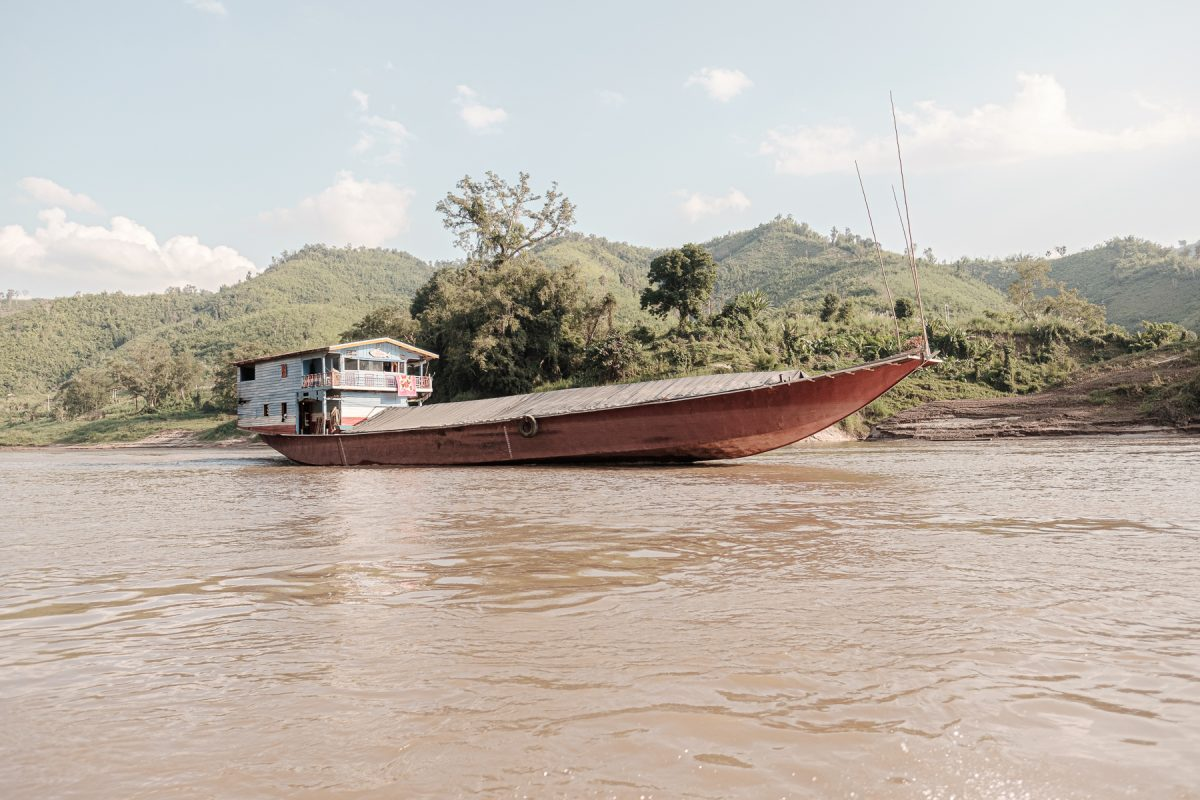Down by the River – Laos - Annå Breda