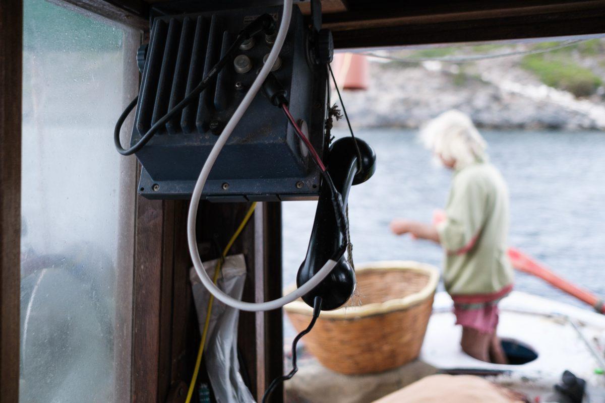 INSULAE – Savas the fisherman - Annå Breda